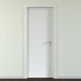 Porte Bianche Con Vetro. Gallery Of Porte Interne Bianche Con Vetro ...