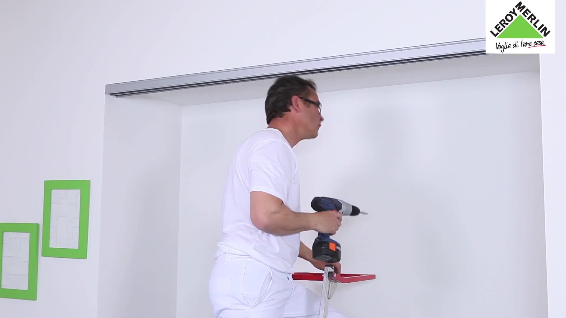 Come Costruire Un Armadio A Muro Con Ante Scorrevoli.Come Creare Una Cabina Armadio Fai Da Te Free Cool Armadio Per