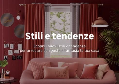 Tende In Tessuto Per Doccia : Decorazione casa tende e tessuti prezzi e offerte online