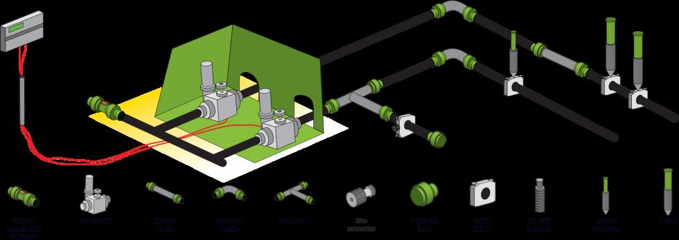 Guida alla scelta del migliore sistema di irrigazione per for Impianto irrigazione terrazzo leroy merlin