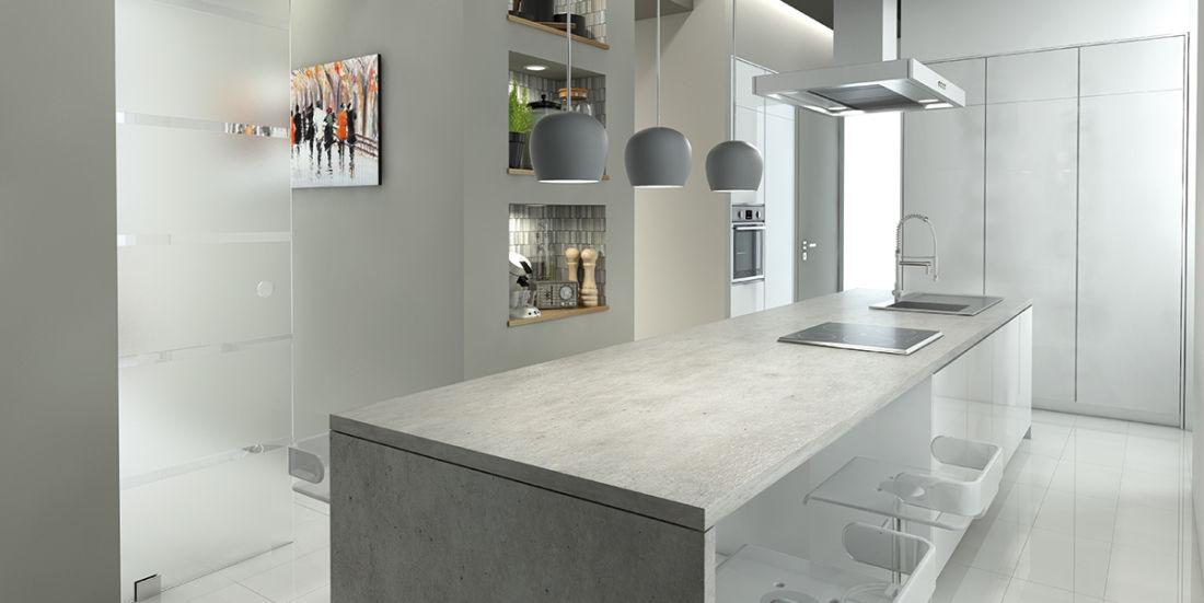Emejing Cucina In Finta Muratura Fai Da Te Pictures - Acomo.us ...