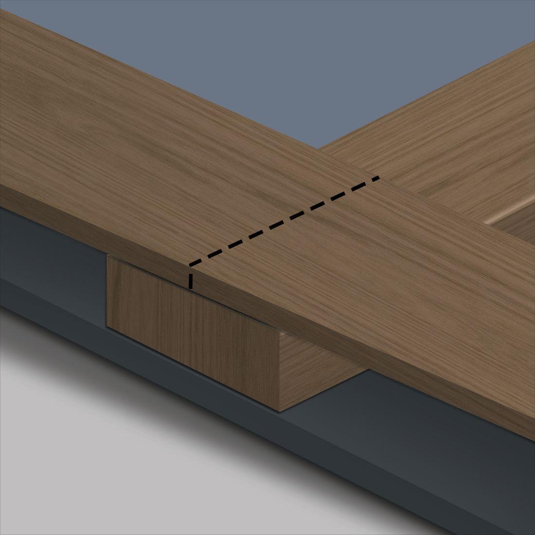 Listoni legno esterno il pavimento in legno di rovere eko for Pavimento legno esterno leroy merlin