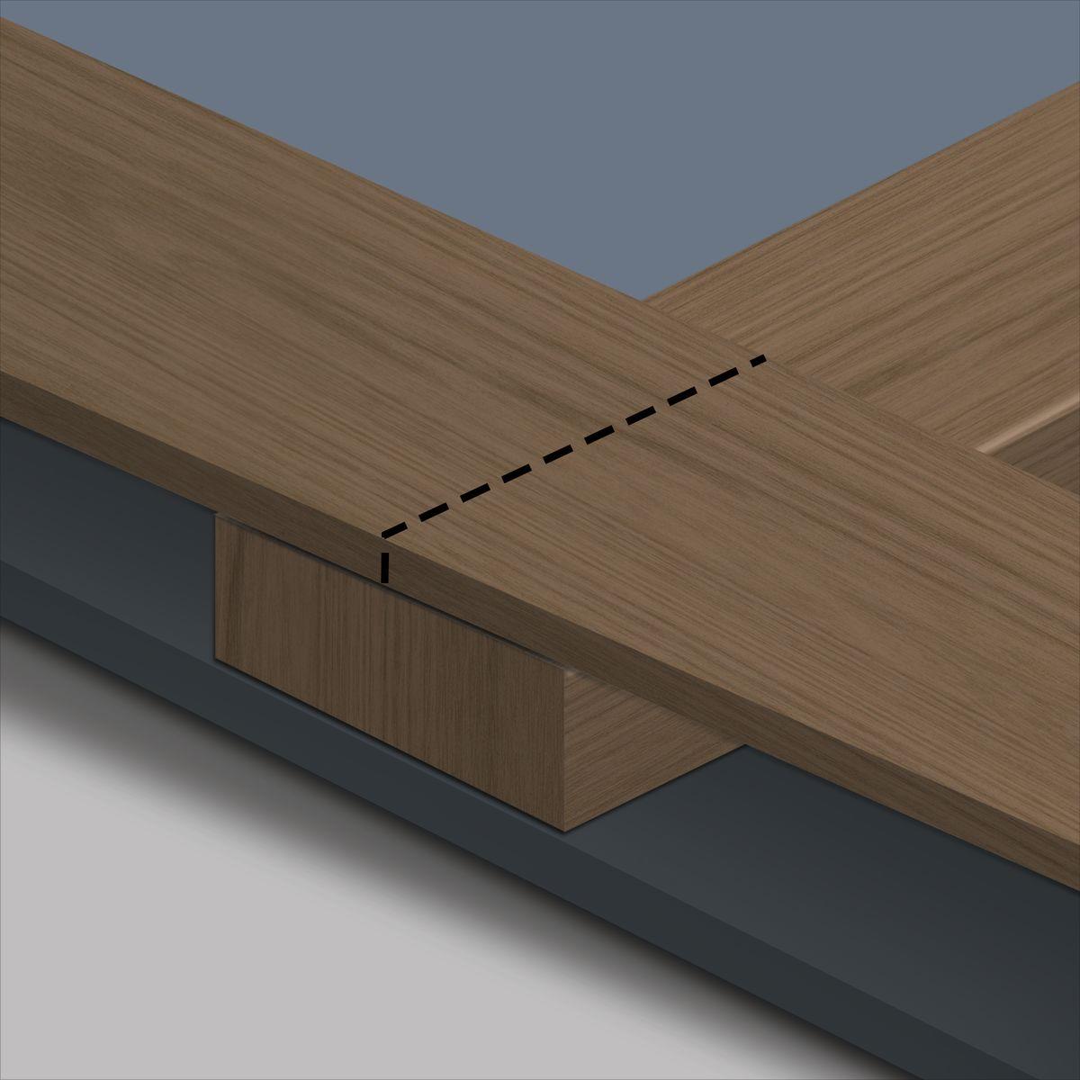 Come posare pavimento in legno esterno su travetti fai da for Prato finto leroy merlin