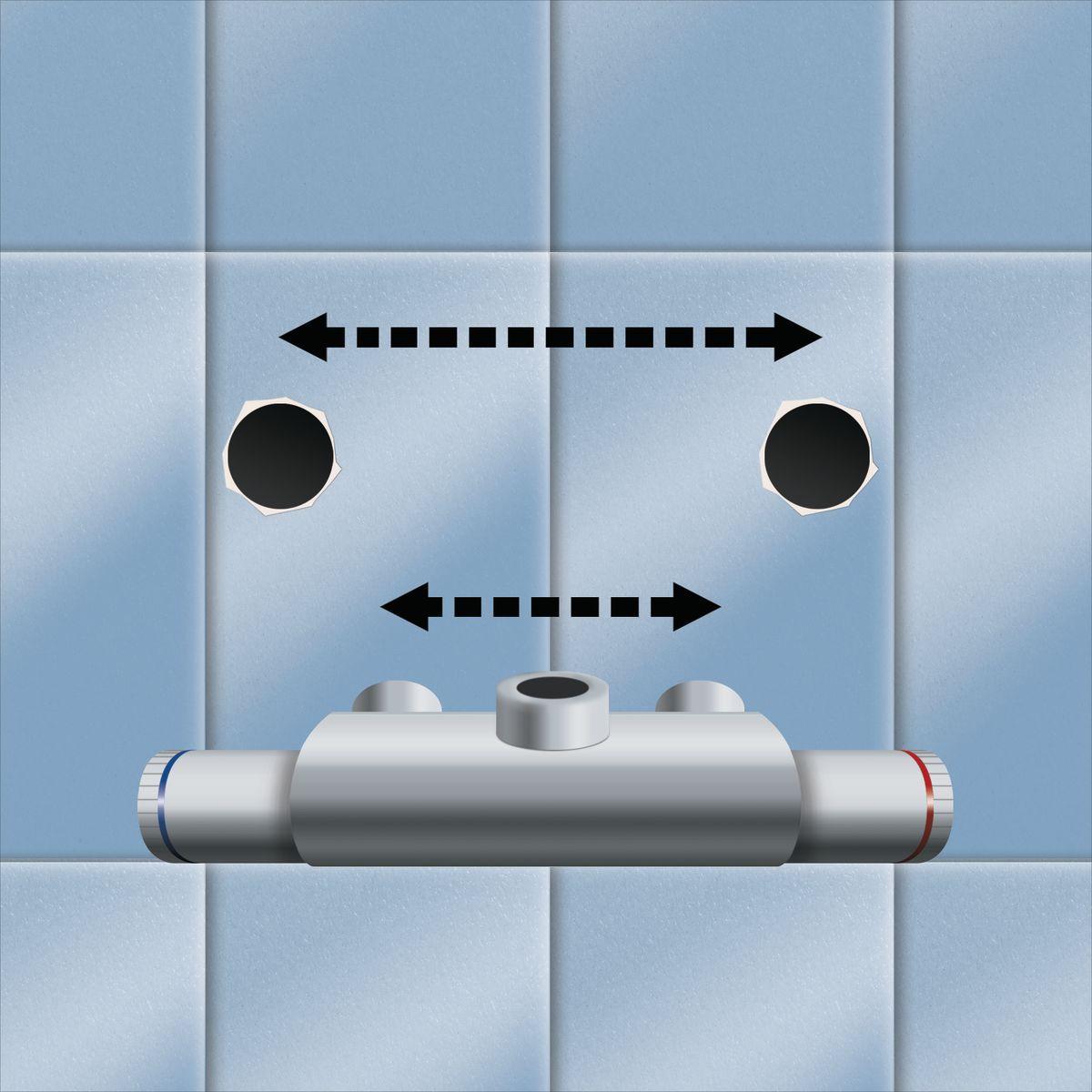 Come installare una colonna doccia - Guide e Tutorial | LeroyMerlin