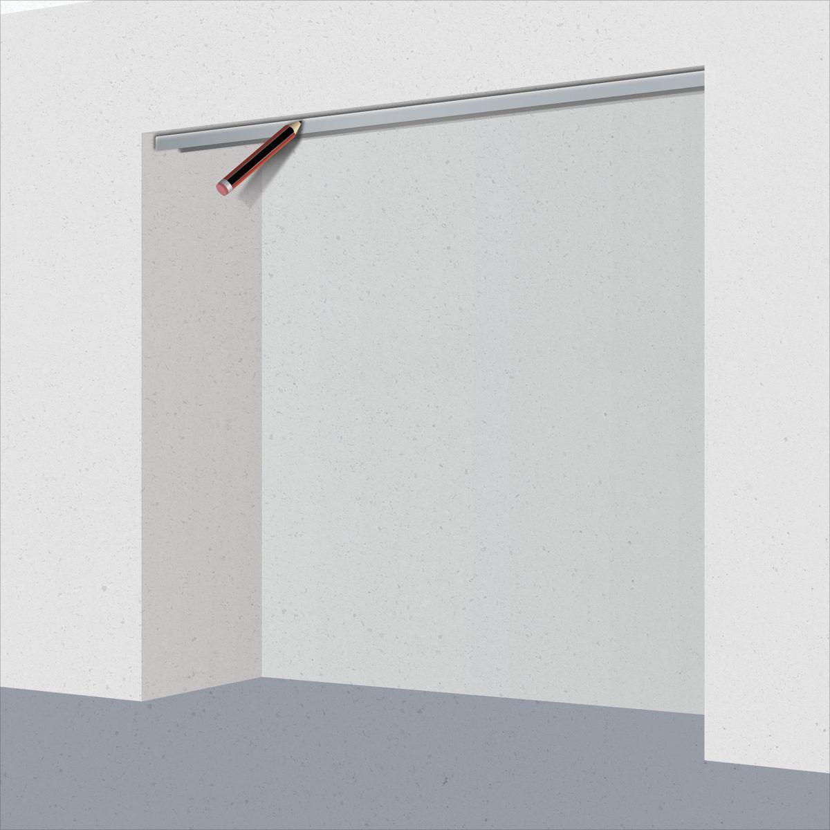 Ante scorrevoli armadio a muro simple armadio scorrevole for Ante su misura leroy merlin