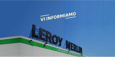 negozio ufficiale 2019 autentico tecnologie sofisticate Leroy Merlin Roma-salaria - acquista online e ritira gratuitamente ...
