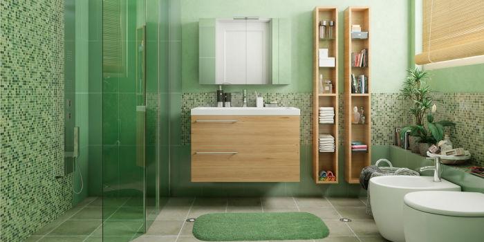 Un bagno in legno ispirato alla natura fai da te | Leroy Merlin