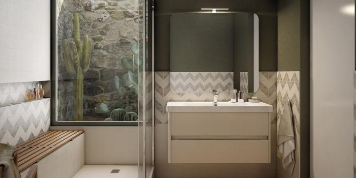 """Consigli per arredare il tuo bagno in legno e dal sapore """"green"""" fai ..."""