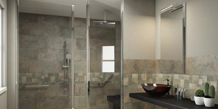 come arredare un bagno moderno e funzionale fai da te | leroy merlin - Bagni Moderni Leroy Merlin