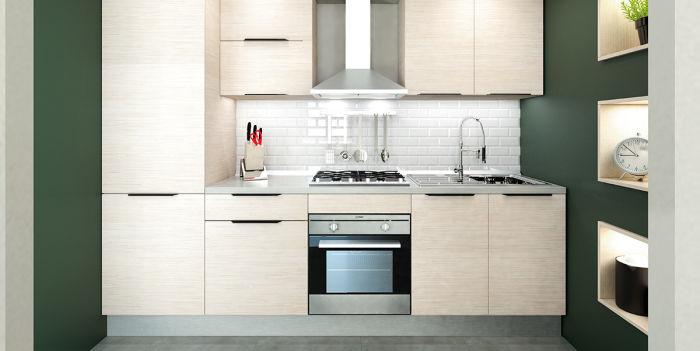 Come realizzare una cucina a scomparsa nella tua zona giorno fai ...