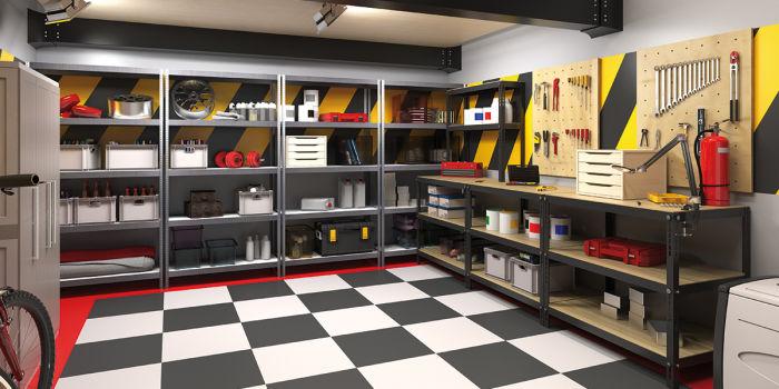 Soppalco fai da te garage soppalco fai da te garage with for Quanto costruire un piccolo garage