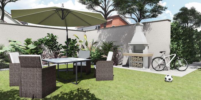 Arredare il giardino parole chiave idee per arredare il for Decorazione giardini stile 700