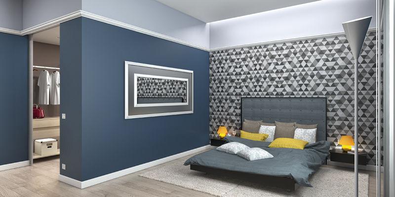 Organizzare la camera da letto con una cabina armadio e for Ristrutturare la camera da letto