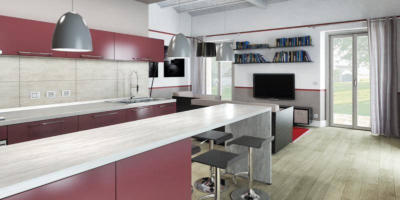 muretti divisori cucina soggiorno ~ tutte le immagini per la ... - Foto Divisori Cucina Soggiorno