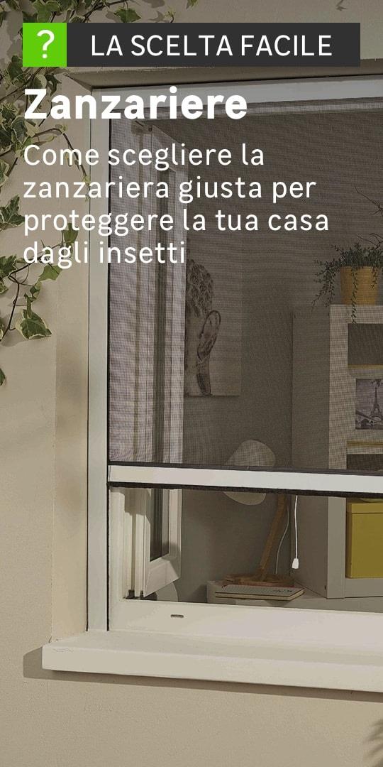 Zanzariere prezzi zanzariere magnetiche plissettate - Zanzariera finestra prezzo ...