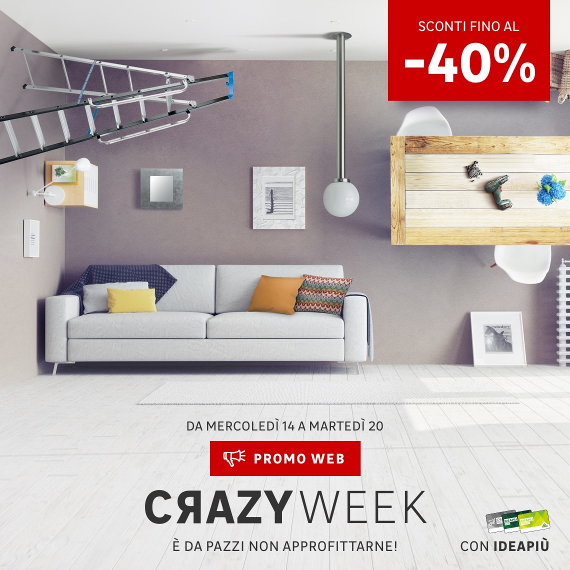 Promoweb Crazy Week