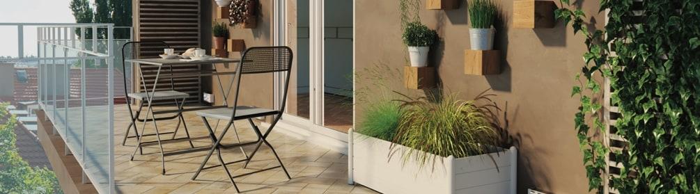 Arredamento giardino e terrazzo