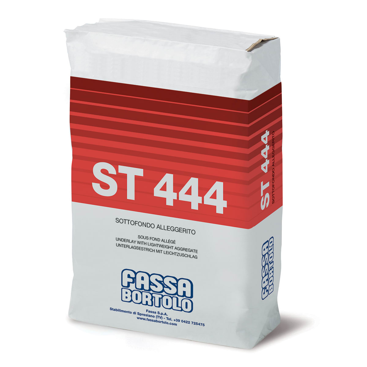 Massetto Alleggerito St444 Fassa Bortolo 118 Kg Prezzi E Offerte