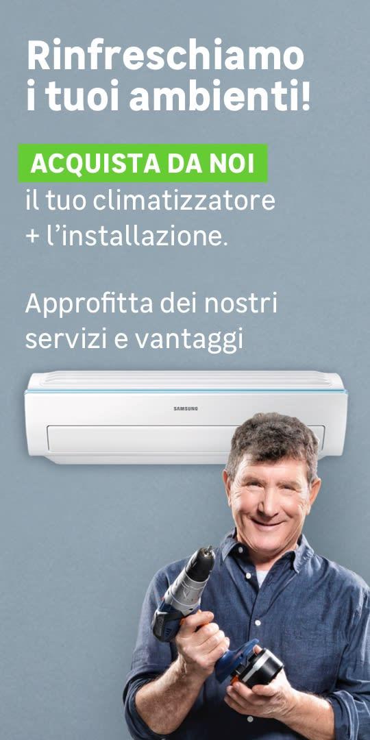 Speciale climatizzazione