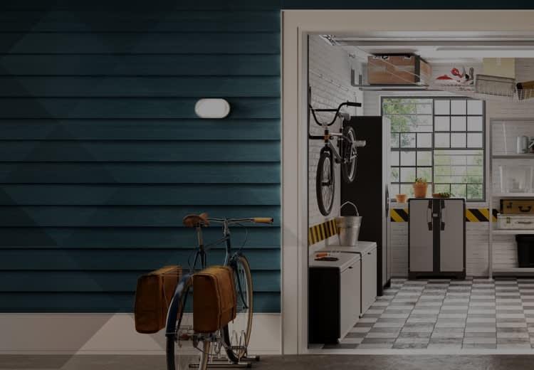 Come attrezzare un garage