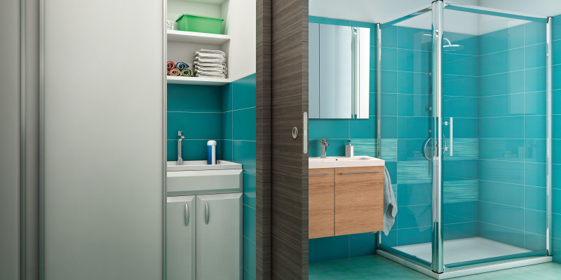 Applique moderne click - Arredare lavanderia di casa ...