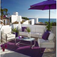 Idee per arredare un terrazzo di design pratico da curare fai da te ...