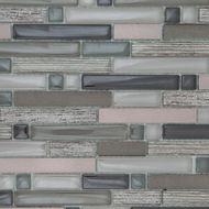 Mosaico Robistone 3d mix 24 x 30 cm grigio, antracite: prezzi e ...