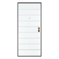 Porta blindata Outdoor bianco L 80 x H 210 cm sx: prezzi e offerte ...
