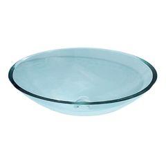 bagno lavabo da appoggio acqua trasparente 34983186