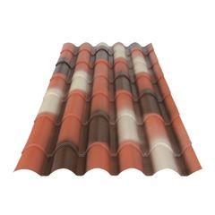 Lastre e coperture in policarbonato e altri materiali for Lamiere coibentate finto coppo prezzi