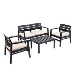 Cuscini per sedie prezzi e offerte leroy merlin for Set tavoli e sedie leroy merlin