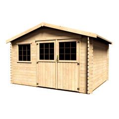Casetta legno prezzi e offerte leroy merlin for Casetta legno bambini leroy merlin