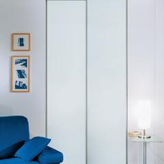 Kit 2 ante seattle rovere grigio l 120 x h 270 cm prezzi - Ante scorrevoli per armadi a muro leroy merlin ...