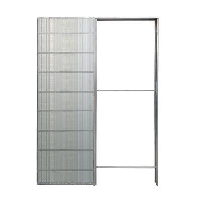 Controtelaio porta scorrevole per cartongesso 120 x 210 cm: prezzi e ...