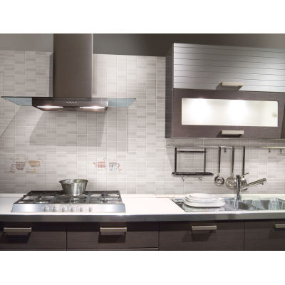 Piastrella Stucchi 20 x 40 cm grigio: prezzi e offerte online