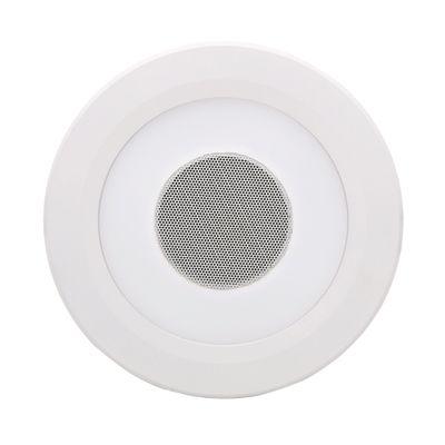 Faretto da incasso Music bianco LED integrato fisso tonda Ø 14 cm 8 ...
