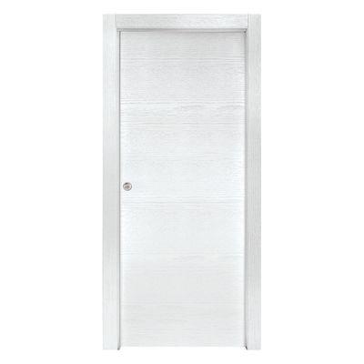 Porta da interno scorrevole Kent 80 x H 210 cm reversibile: prezzi ...