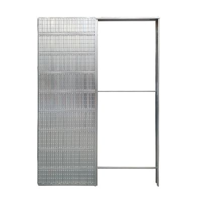 Controtelaio porta scorrevole per intonaco 100 x 200 cm: prezzi e ...