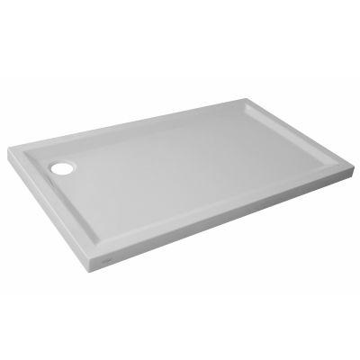 Piatto doccia acrilico Houston 80 x 140 cm bianco: prezzi e offerte ...