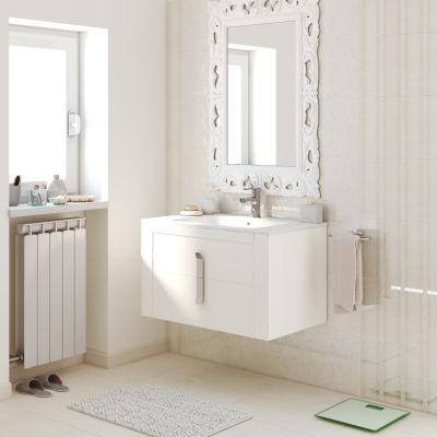 bagno mobile bagno barocco bianco vintage l 85 cm 35926751