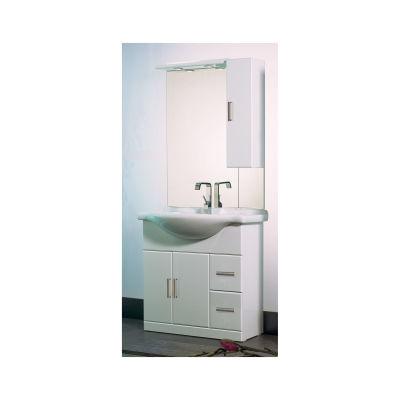 Mobile bagno Creta bianco L 85 cm: prezzi e offerte online