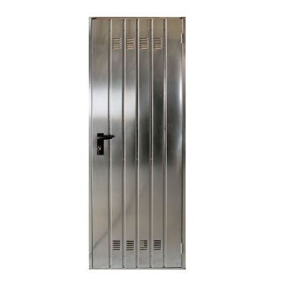 Porta zincata: porta di servizio lamiera multiuso | Leroy Merlin