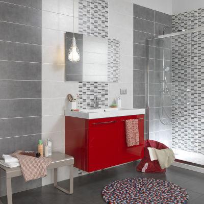 Piastrella Sirio 20 x 50 cm antracite: prezzi e offerte online