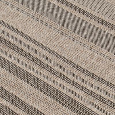 Tappeto Veranda stripes grigio 160 x 230 cm: prezzi e offerte online
