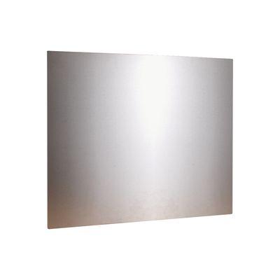 Pannello retrocucina acciaio inox L 60 x H 50 cm: prezzi e offerte ...