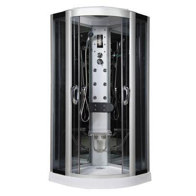 Cabina idromassaggio Eklis 90 x 90 cm: prezzi e offerte online