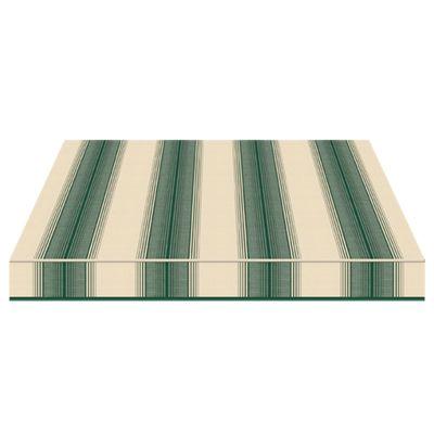 Tenda da sole a caduta cassonata Tempotest Parà 240 x 250 cm verde ...