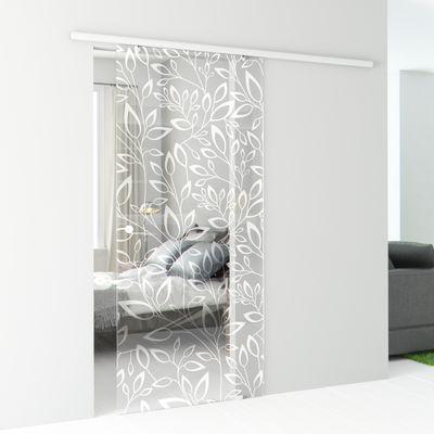 Porta da interno scorrevole Spring 96 x H 215 cm reversibile: prezzi ...