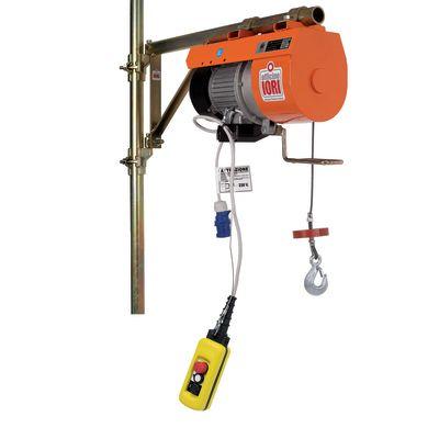 Paranco elettrico officine iori dm 200 i velox 200 kg for Paranco elettrico brico