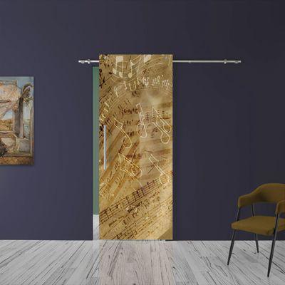 Porta da interno scorrevole Music 88 x H 220 cm dx: prezzi e offerte ...